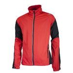 Rogelli Running Jacket Drummond Red/Black