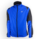 Rogelli Running Jacket Drummond Blue/Black