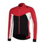 Rogelli Recco 2.0 jersey LS Black/Red