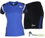 Rogelli Edia Eabel DS running set blauw