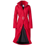 Happyrainydays Long coat Rosa *gratis Techwash