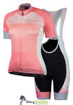 Rogelli DS Stelle zomerset coral