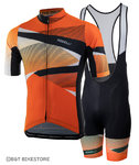 Rogelli Arte Zomerset Orange/ Black